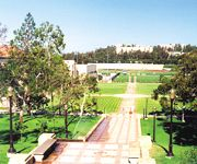 Janss Plaza Historical Restoration, UCLA